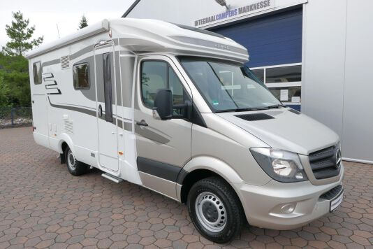 Hymer ML-T 580 7G AUTOMAAT, 4200 chassis, enkele bedden 4